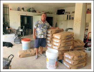 Dave In Garage